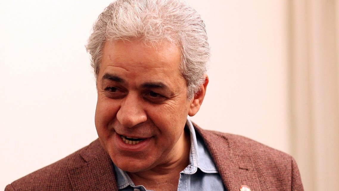 Hamdeen Sabahi said Egypt should refuse a $4.8bn IMF loan rather than submit to terms that would further impoverish the poor. (Reuters)