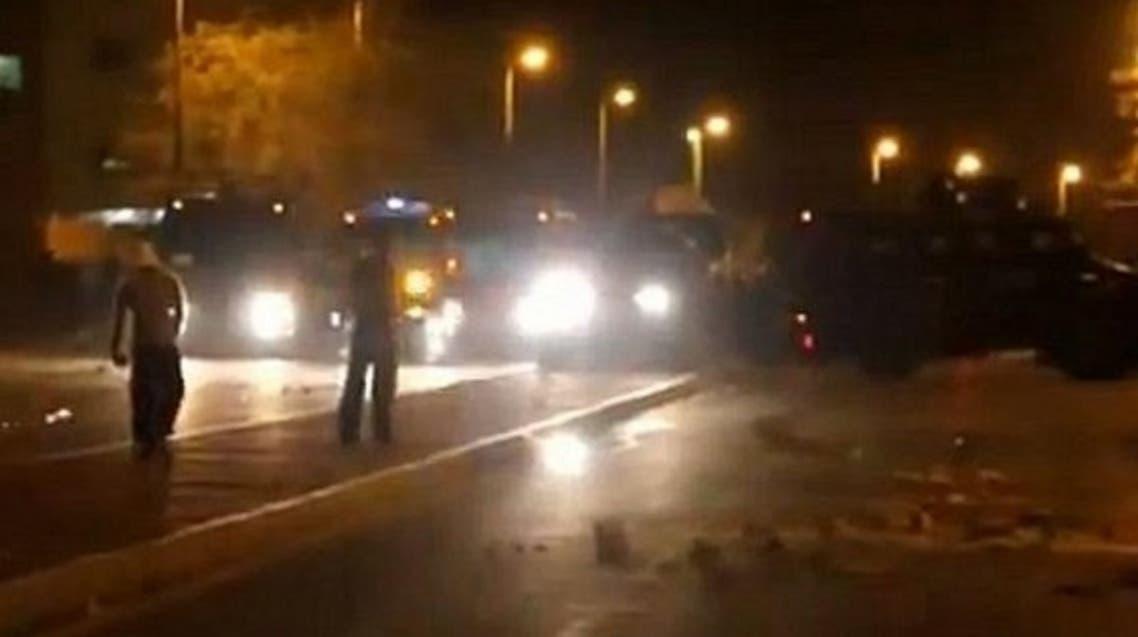 قوات الأمن تداهم أحد المطلوبين الأمنيين في العوامية