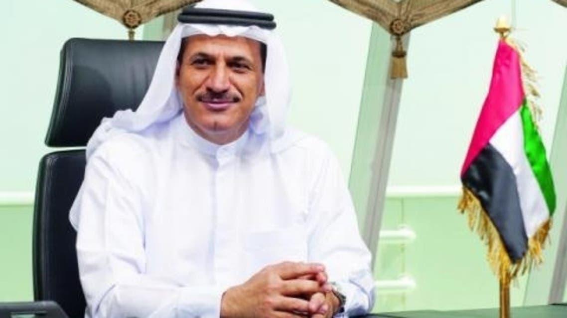 سلطان بن سعيد المنصوري، وزير الاقتصاد الإماراتي