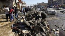 مقتل 8 أشخاص بتفجير سيارتين ملغمتين في الفلوجة