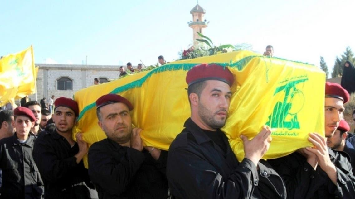 حزب الله سوريا لبنان تشييع hezbollah lebanon syria