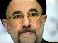 خاتمي ينحاز إلى روحاني في انتخابات الرئاسة الإيرانية
