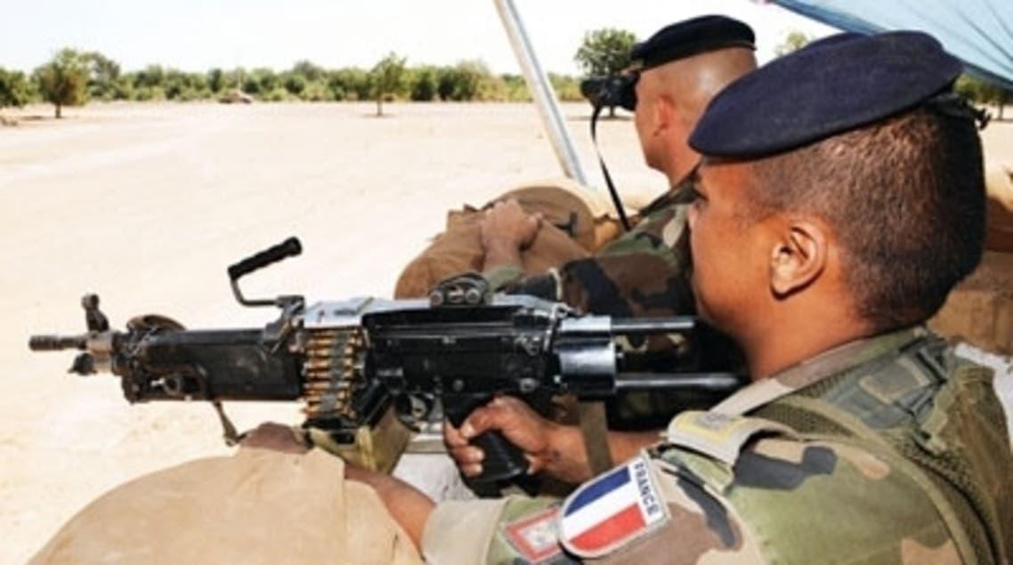 قوات فرنسية في مالي