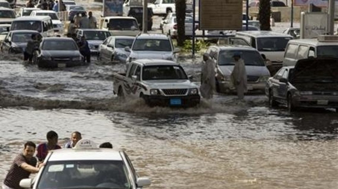 Saudi Flood Reuters