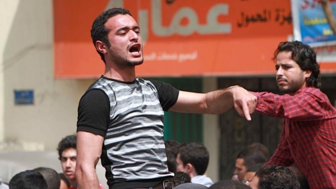 Ahmed Douma (Photo Courtesy AP)