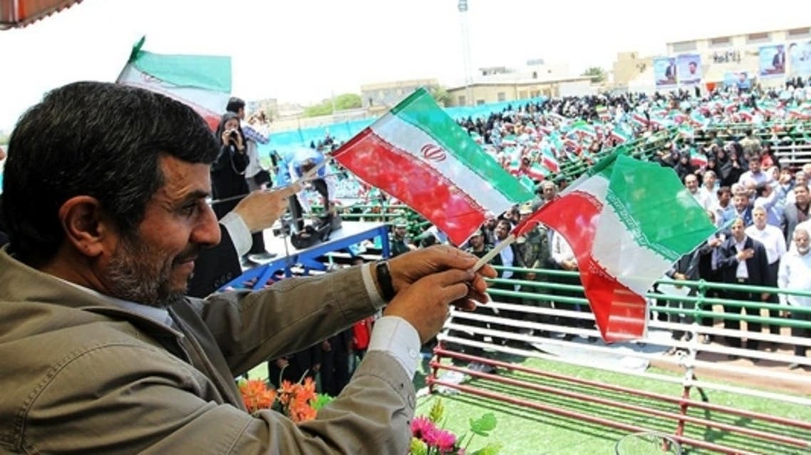 The government of Iran directly controls all television and radio broadcasting. The authorities frequently issue ad hoc orders banning media coverage of specific topics and events. (Courtesy AFP)