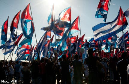 Cuba was ranked sixth on the Freedom House list for the 10 worst countries for journalists. (AFP)