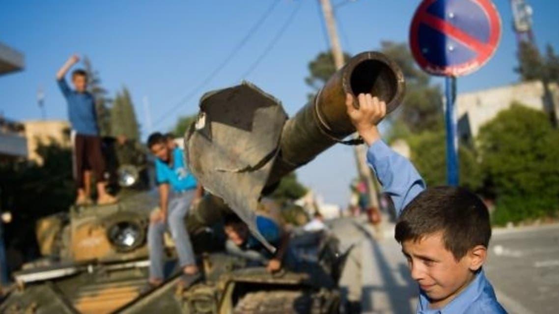 Syria Journos AFP