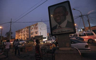 Equatorial Guinea is eighth worst country for freedom of the press according to Freedom House's report. (Reuters)