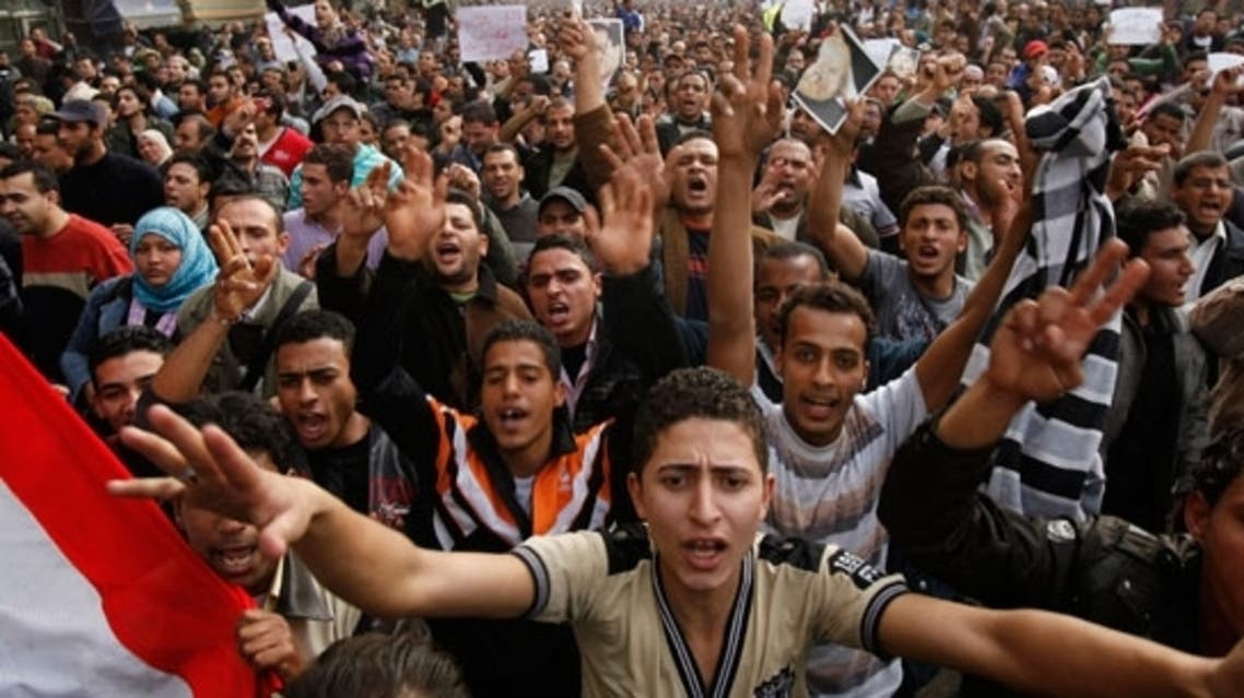 While two of the Arab Spring countries, Libya and Tunisia, largely retained their significant gains from the previous year, Egypt moved back into the Not Free category. (Reuters)
