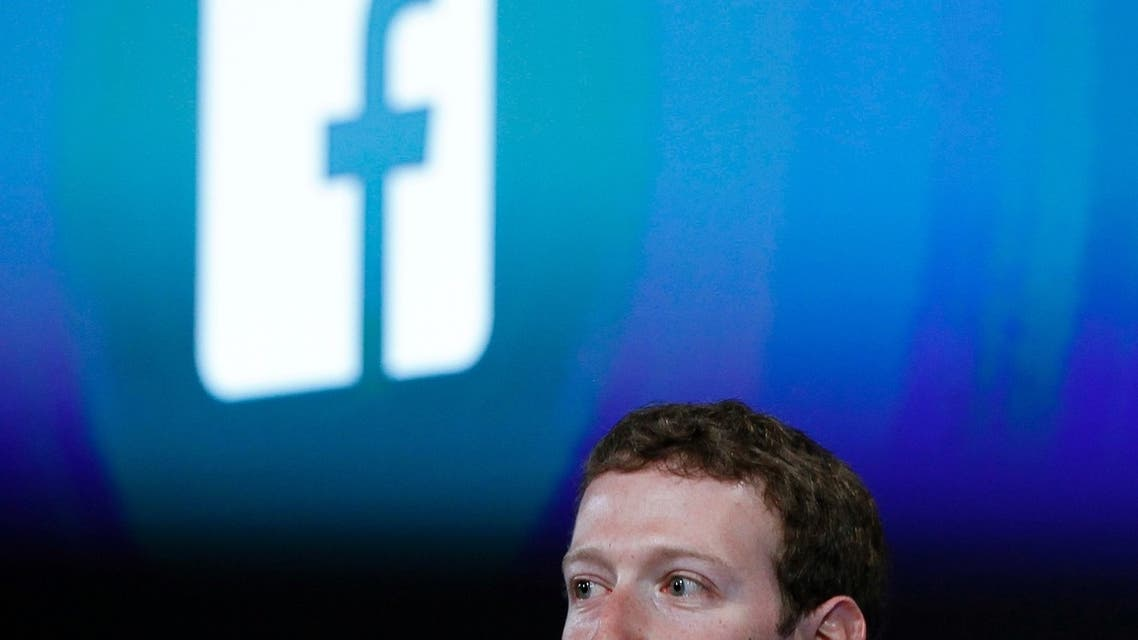 Facebook co-founder Mark Zuckerberg pictured in April 2013. The social network reported revenue of $1.46 billion in the first quarter, up 38 percent from last year. (Reuters)