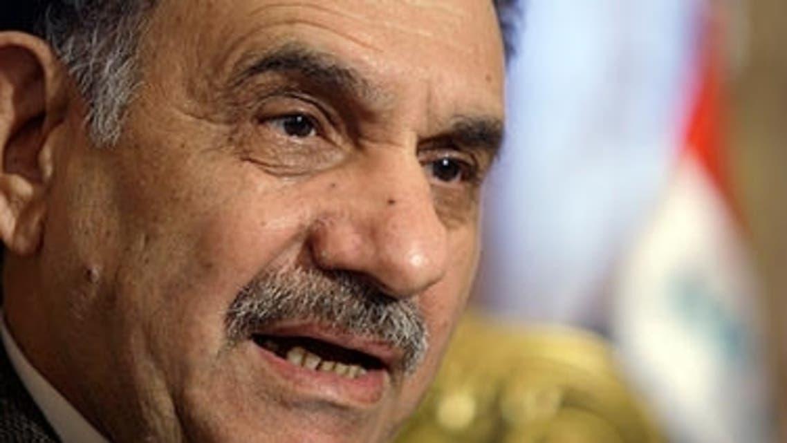 Deputy Prime Minister Saleh al-Mutlaq Reuters