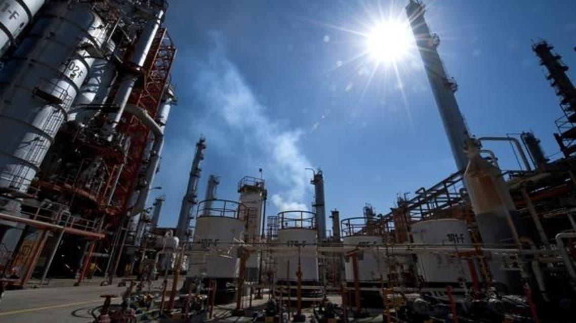 مخزون النفط الامريكي