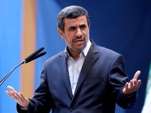 أحمدي نجاد يرفض المشاركة في اجتماعات مصلحة النظام