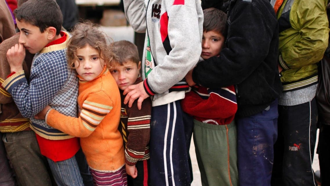 Syrian Refugees Reuters