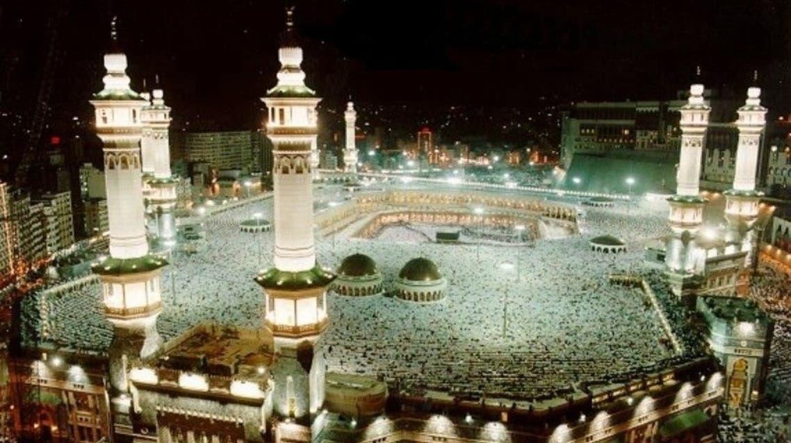 المسجد الحرام والمسجد النبوي