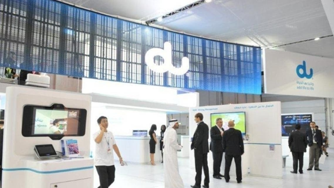 Du posted a 40.5 percent rise in its first-quarter profit. (Image courtesy du)