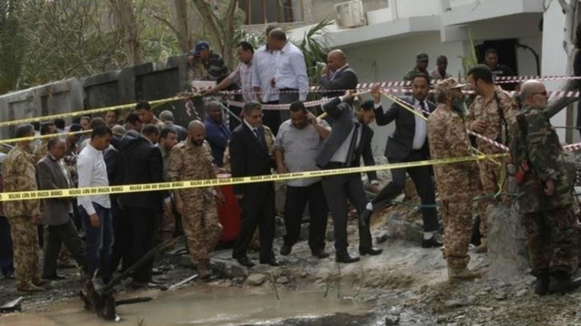 reuters libya