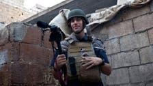 U.S. reporter believed held by Syrian intelligence