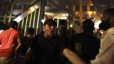 Tear gas fired as Egyptian Islamists target security HQ