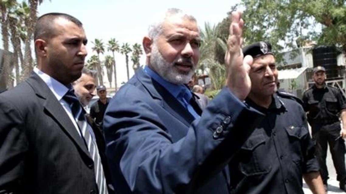 Haniyeh AFP Hamas
