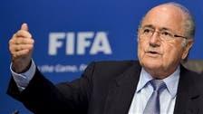 Asia's new football boss backs Blatter for fifth term