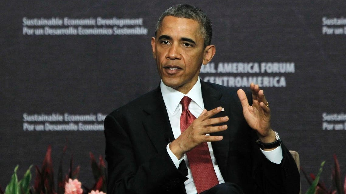 U.S. President Barack Obama speaks during a forum on Inclusive Economic Growth and Development hosted by INCAE, a Costa Rican business school, and the Inter-American Development Bank, in San Jose May 4, 2013. (Reuters)