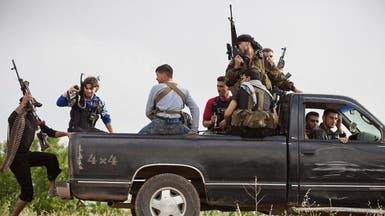 الجيش الحر يتهم حزب الله باستخدام سلاح كبريتي
