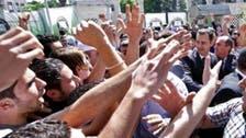 Assad makes appearance in Syrian capital