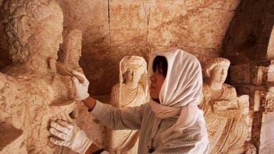الشبيحة ينهبون آثار سوريا ويبيعونها في السوق السوداء