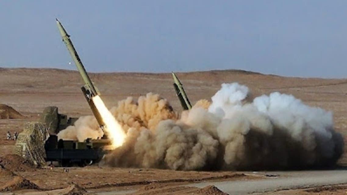 صواريخ ايرانية أرض – أرض، من طراز S110