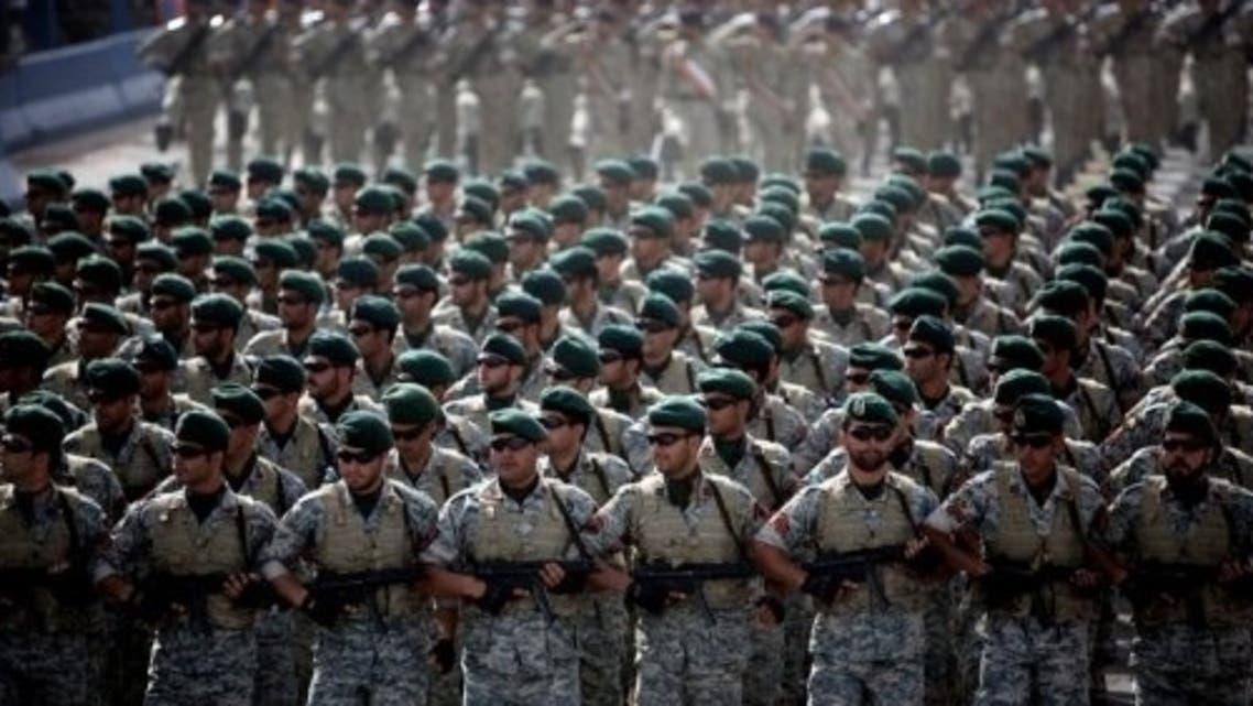 Army Day parade in Tehran on April 18, 2013 (AFP/File, Behrouz Mehri)
