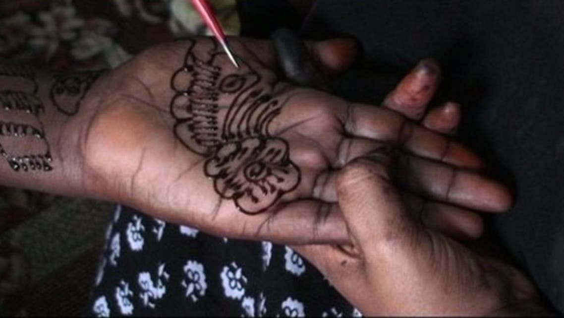Somali Henna AFP