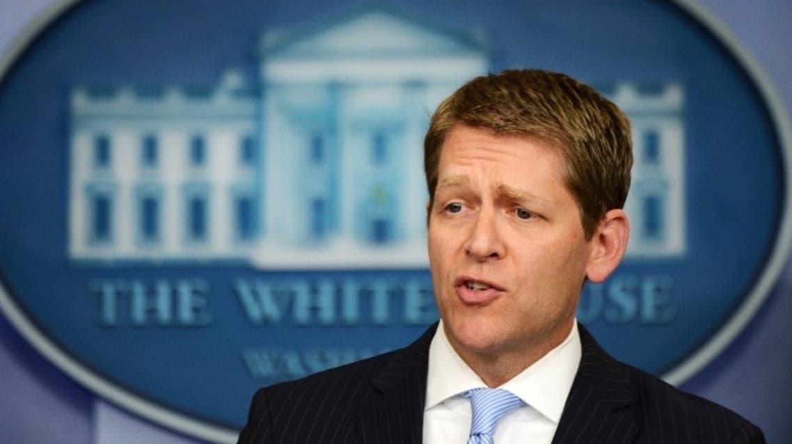 Jay Carney AFP