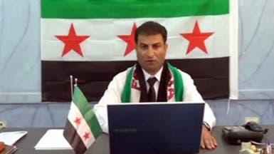 رئيس تحرير بالتلفزيون السوري يعلن انشقاقه