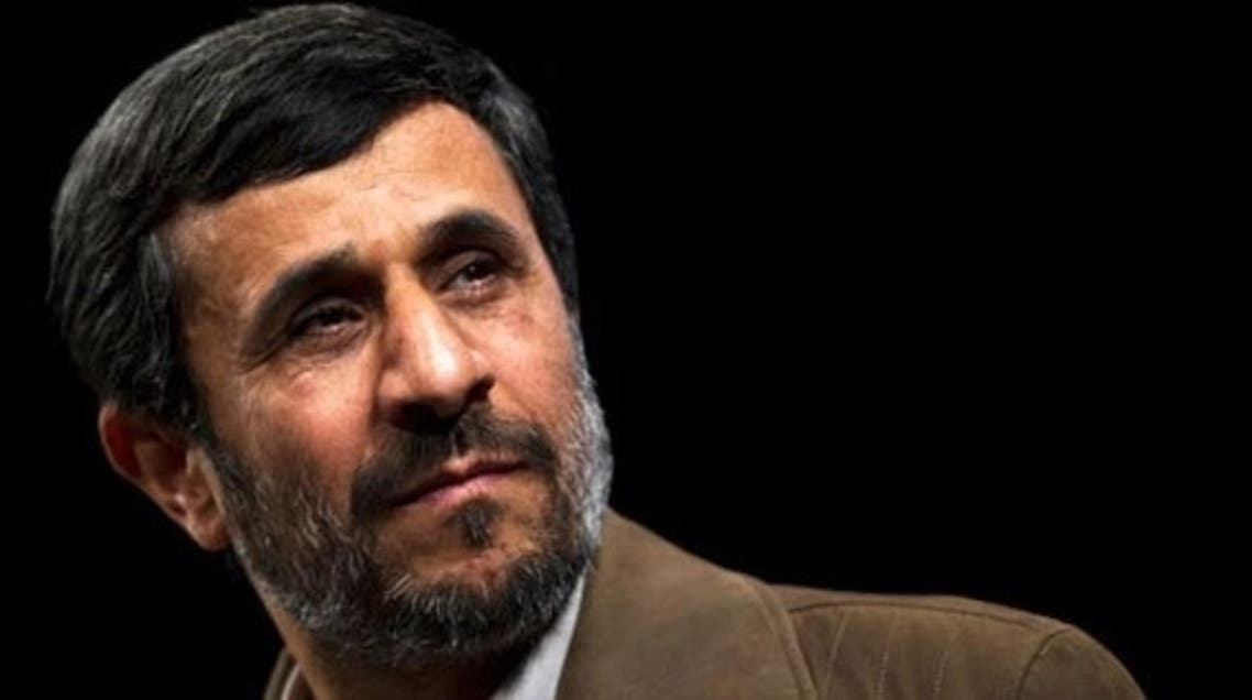 Mahmoud Ahmadinejad Reuters