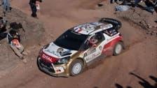 UAE Sheikh praises world class rally driver's latest victory