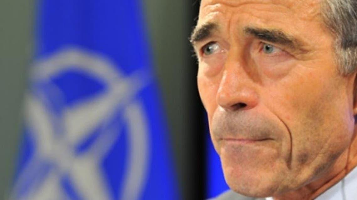 NATO Secretary General Anders Fogh Rasmussen Reuters
