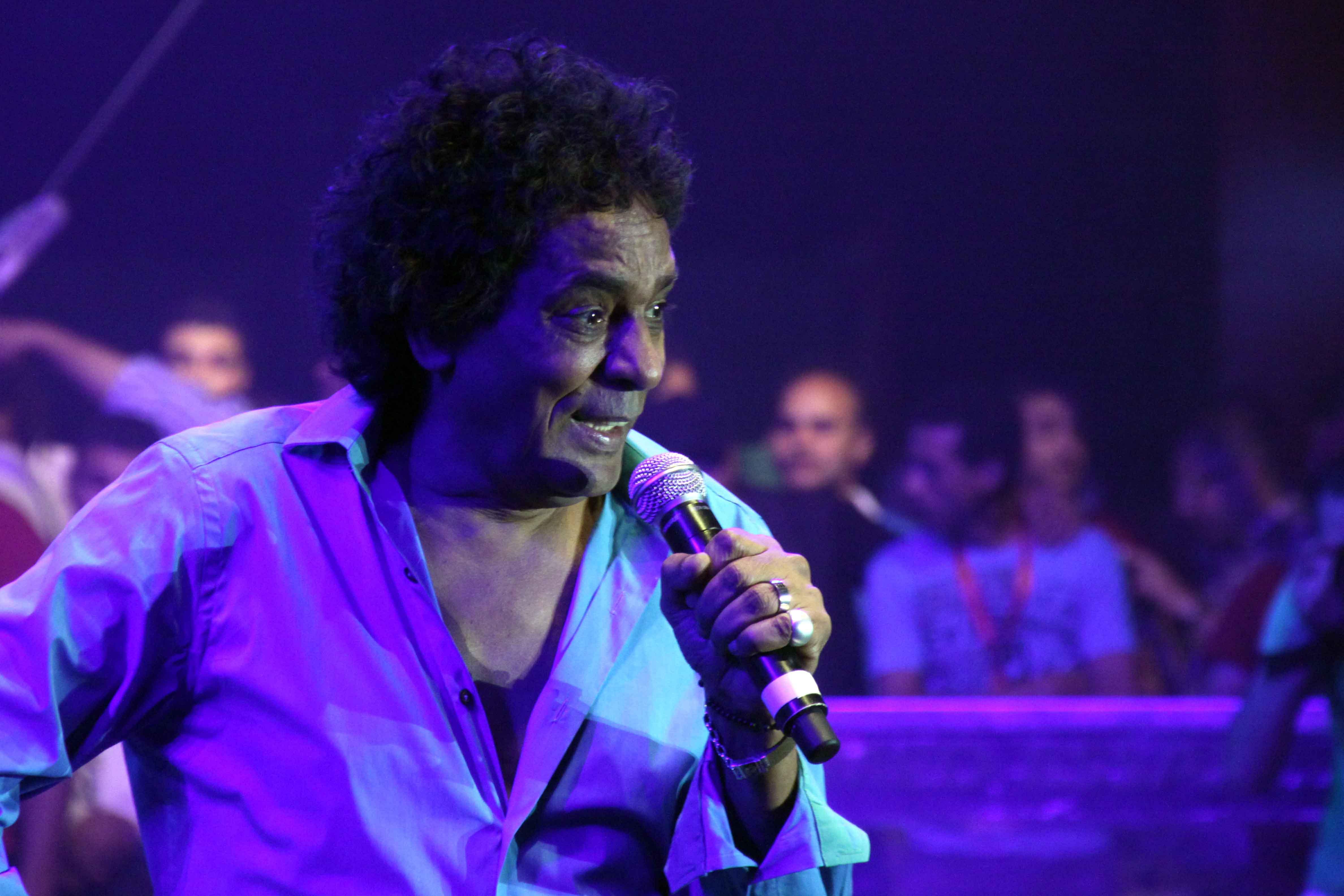 الفنان محمد منير