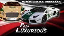 The Fast and the Luxurious: Dubai police gets Mercs and Bentleys