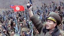 North Korea threatens 'sea of flames' retaliatory strike on South
