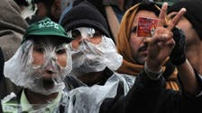 Officials: Pakistan election rally death toll climbs to 23