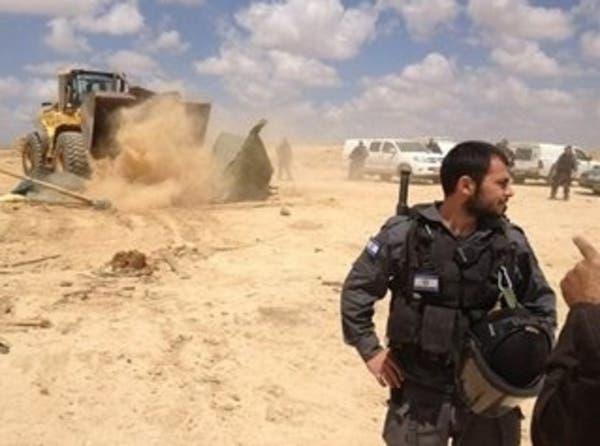 إسرائيل تصادق على تهجير 35 ألف فلسطيني من النقب