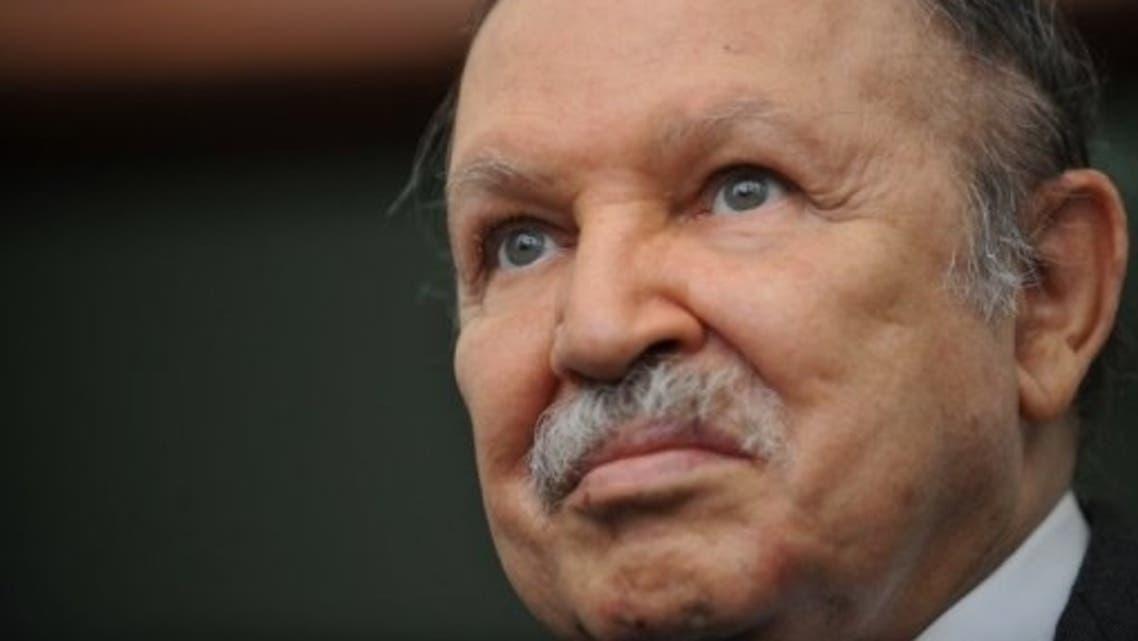 Abdelaziz Bouteflika AFP