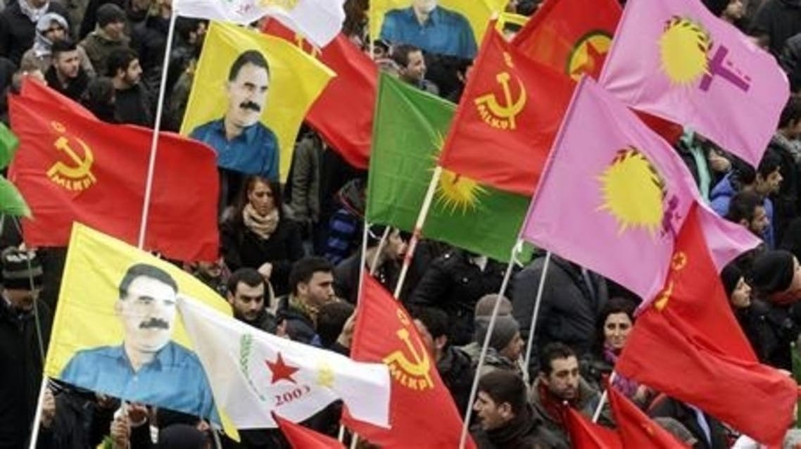 PKK Reuters