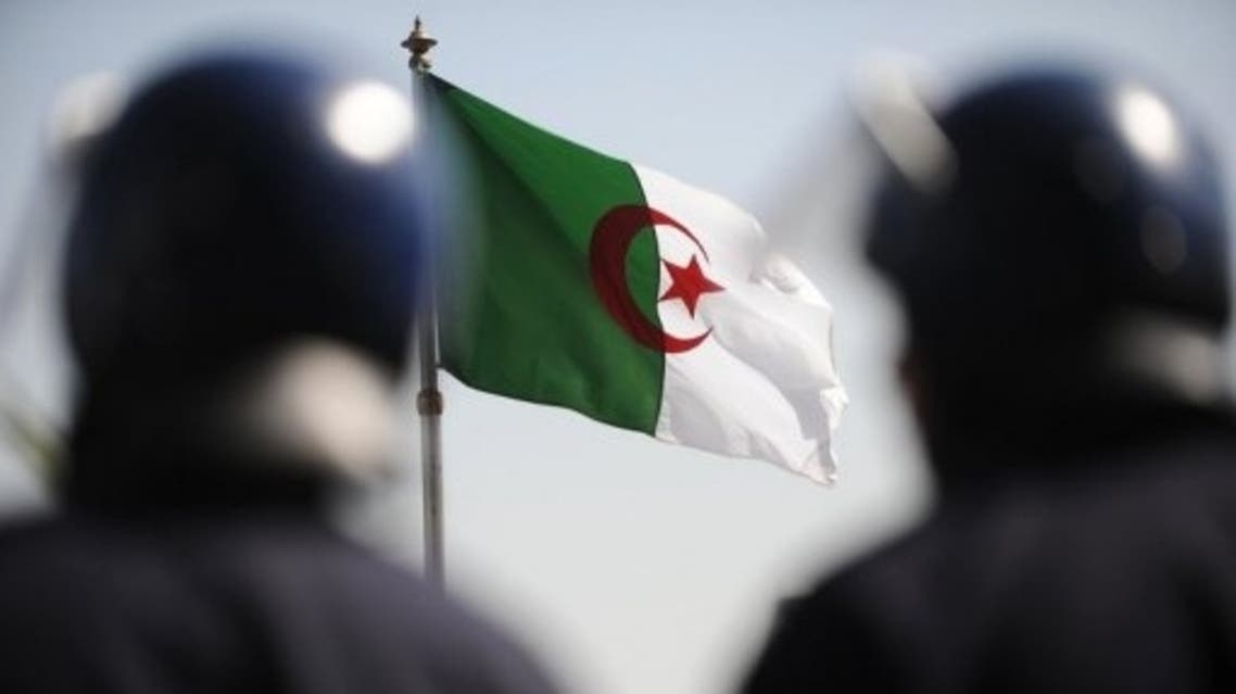 Algerian Police AFP