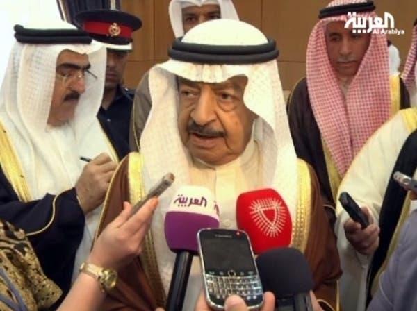 البحرين: دول الخليج تواجه تهديدات ومبادرة الاتحاد تحميها