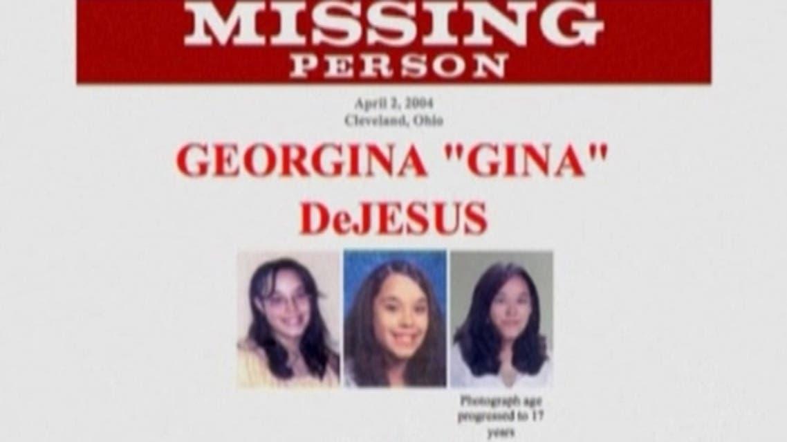 العثور على 3 فتيات فقدن قبل 10 أعوام في أميركا