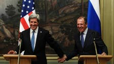 Russia, U.S. agree to push both Syria sides to end conflict