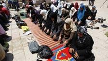 U.S. urges restraint after Jerusalem mosque incident